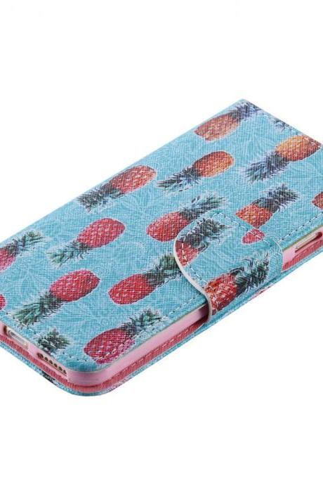 Pineapple iPhone Flip Case